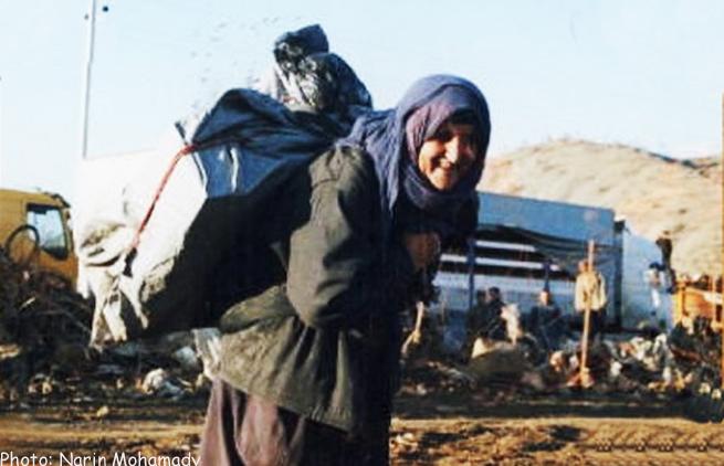 Image result for کولبری در کردستان