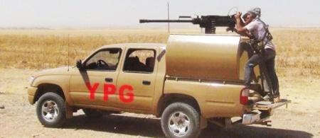 YPG-mashen