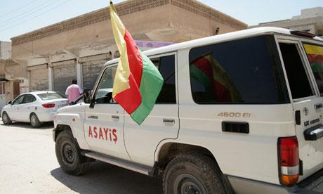 Syria - Kurdish City of Kobani